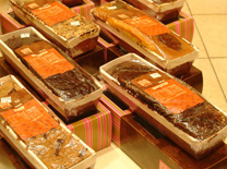 עוגות פס ועוגות פאי של קונדיטוריה