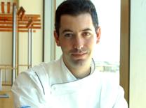 השף של מסעדת כנען במלון שרתון מוריה