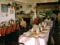 מסעדה בסלון הבית