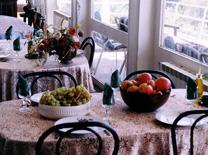 פינוקים צמחוניים במסעדת דליה
