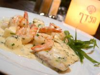 מבחר מנות הים עצום במסעדת הצדף