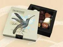 טרינידד: בוטיק שוקולד, טראפלס ופרלינים