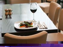 מסעדה ישראלית. אגואה