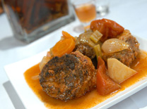 מסעדה כשרה עם אוכל טריפוליטאי ובשרים