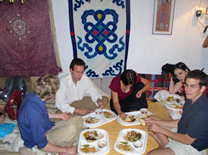 מסעדה הודית צמחונית