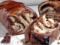 עוגת הדגל של קונדיטוריה חמדה עוגות: עוגת שוקולד שמרים