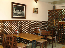 פשוט, נקי, מרווח ונוח. מסעדת דדה בגבעתיים