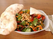 אוכל מבית אמא גרוזיה במסעדת דדה