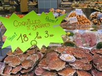 קוקי סאן ז'אק בשוק מופראט
