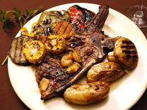 ניחוחות של תבשילי קדירה, מרקים ועסיס הסטייק