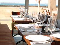 מסעדה בנמל תל אביב. מסעדת יוליה