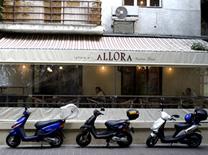 מסעדה איטלקית בלב תל אביב. מסעדת אלורה