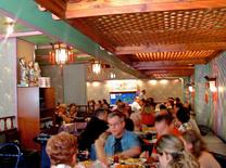 ארוחה עסקית לשניים במסעדת סאן פלאוור