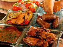 מסעדה עם הרבה בשר. אל גאוצ'ו קרית מוצקין