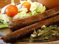 נקניקיות חריפות במסעדת אל גאוצ'ו בקרית מוצקין