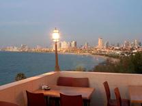 מסעדת אלדין: נוף קסום