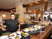 שירות מפנק במסעדת סימה