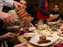 חגיגה של בשר
