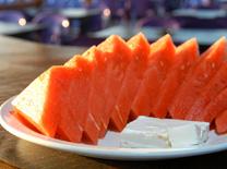 מסעדת לילה ביץ': קינוחים שווים