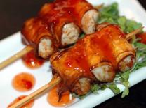 אוכל גורמה במסעדת סאקויה