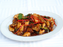 צ'יינה קורט: מסעדה סינית אותנטית