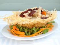 צ'יינה קורט: מסעדה עם אוכל טרי ומדויק