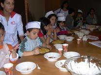 כיף וחוויה לילדים בספייסס