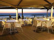 מסעדת טרסה: על החוף בהרצליה