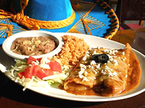 קבלרוס: אוכל מקסיקני פשוט וטעים
