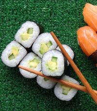 קורסים שלמים בבישול יפני, בדגש על סושי