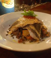 אוכל ספרדי, עם נגיעות דרום צרפתיות וצליל ים תיכוני
