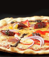 """""""הפיצה הוציאה מאיתנו קריאות התפעלות ואנחות תענוג"""""""