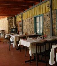 מסעדה הממוקמת בבית אבן בן למעלה מ-120 שנה
