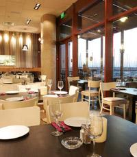 מסעדת בשרים בקניון ארנה, ששניהם זוכרים לטובה