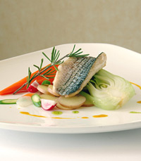 """""""מנות הדגים בסופיה הן הצד החזק של המסעדה..."""""""