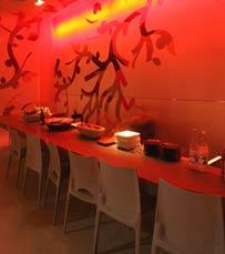מסעדה אסייתית בהרצליה. מינה טומיי
