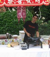 שף אלירן גבריאל למסעדת מינה טומיי