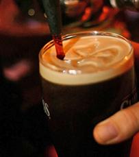 ערב כיף ואלכוהול משובח בפאב האירי שמרוק