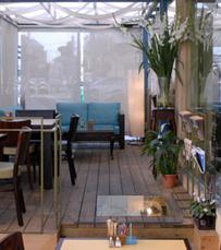 בית קפה שכונתי ברמת גן. בית הקפה של גידי