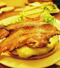 שילוב מוצלח של טעם הבשר עם חזה האווז...