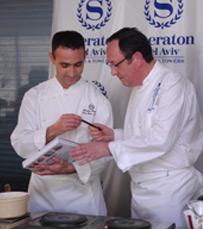 המטרה: להדק הקשר בין קורדון בלו למסעדני ארצנו
