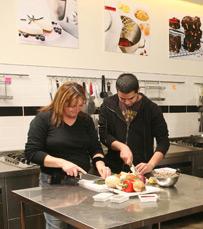 אוכל בדרך המשי: סדנה המשלבת הרצאה וידע מעשי