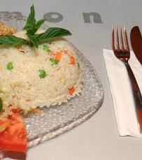 ארוחת עסקית מוגשת בימים א'-ה', בין 11:30 ל-17:00