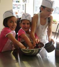 לימודי בישול לילדים מעל גיל שש