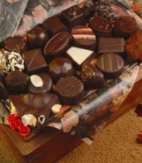 פרלינים, טראפלס, חפיסות וטבלאות שוקולד. שוקוטופ