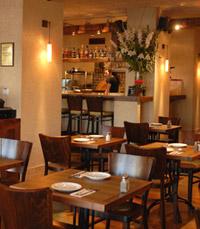 מסעדה המשדרת חמימות וביתיות, עם אוכל ביתי מעולה