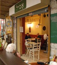 מסעדה ביתית חמימה ונעימה, עם אווירה אותנטית