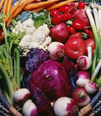יש לצרוך לפחות חמש מנות ירק ופרי ביום