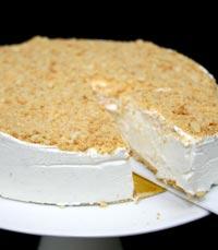 כך יוצאת עוגה יפה, ללא בקיעים וללא בטן ששוקעת