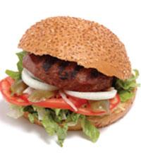 """""""ההמבורגר של צאצאי נאכל בעונג רב, והצ'יפס - כנ""""ל"""""""
